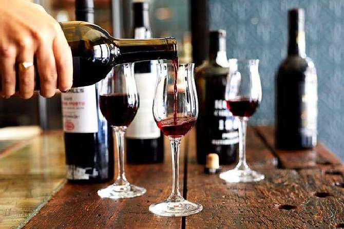 """How many varieties of Port wine do you know? <br><br>Come along and try different types of this world-renowned spirit introduced by a wine specialist after a smooth ride around Vilamoura and Quarteira.<br><br> Included: Tawny, LBV, Harvest, White and Rosé Port wines. Duration 3 hours <br><br>Distance 15 to 20 km Difficulty Easy. On this three-hours tour your guide will give you some of the best tips to explore the area on your own. <br><br>Get to know the best restaurants out of the """"tourist radar"""" specially those more popular amongst the locals, where to go and what to do. <br><br>A relaxed and flat route that will end in the Marina area for the Port wine tasting and brief about the secrets of this famous spirit."""