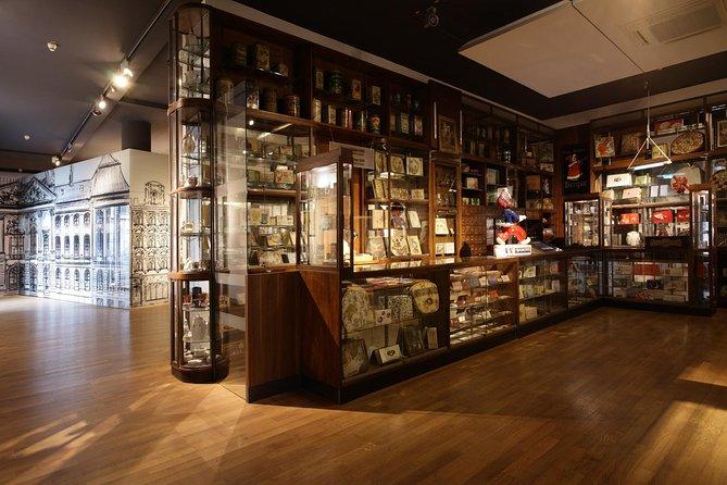 Entrada para el Museo del Chocolate de Colonia, Colonia, ALEMANIA