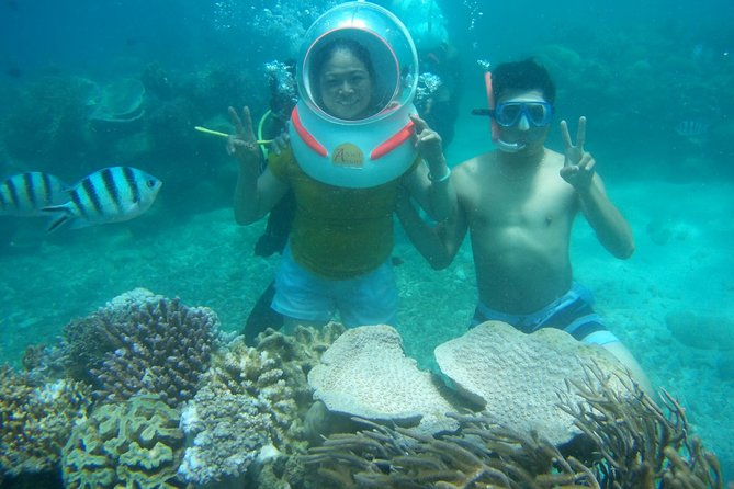 Island Hopping Plus Sea Walking. Suitable for first time visitors. Not require swimming skill.<br><br>Kid Friendly.<br><br>Small group tour from 20 - 25 people