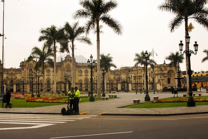 Past and present of Peru City tour + Larco Museum + Memorial Museum, Lima, PERU