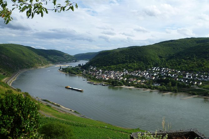 Excursion to the Romantic Rhine Valley, Frankfurt, Alemanha