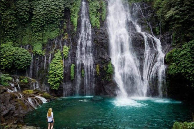 You are about to visit a beautiful waterfall in Bali known as Banyumala Waterfall.Then,you also have a chance to see the wonderful view of Lake Buyan and Lake Tamblingan,Bedugul fruit Market,This tour takes you to one of the ancient Hindu Temples in Bali known as Beratan Temple,Savor your enjoyable lunch buffet in the enchanting natural area of picturesque Restaurant and Lounge in the middle of the most incredible rice terrace view in Bali,Enjoy the best taste of Balinese coffee or ginger tea while enjoying the natural green scenery,Taman Ayun Temple beautifully features Balinese architectures and The final destination that is no less interesting is the Tanah Lot Temple, which is one of the most sacred temples in Bali.