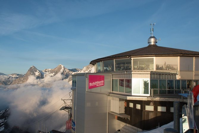 Schilthorn Piz Gloria (James Bond Location) Private Tour from Interlaken, Interlaken, SUIZA