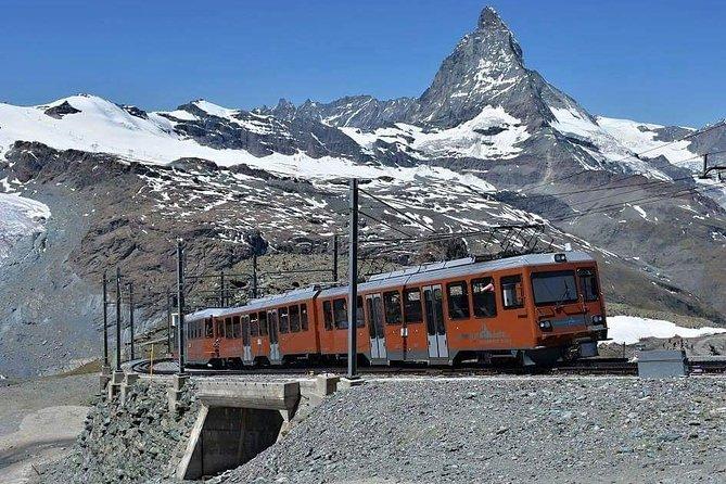 MÁS FOTOS, Zermatt Village Matterhorn Area plus Mt. Gornergrat Private Tour from Bern