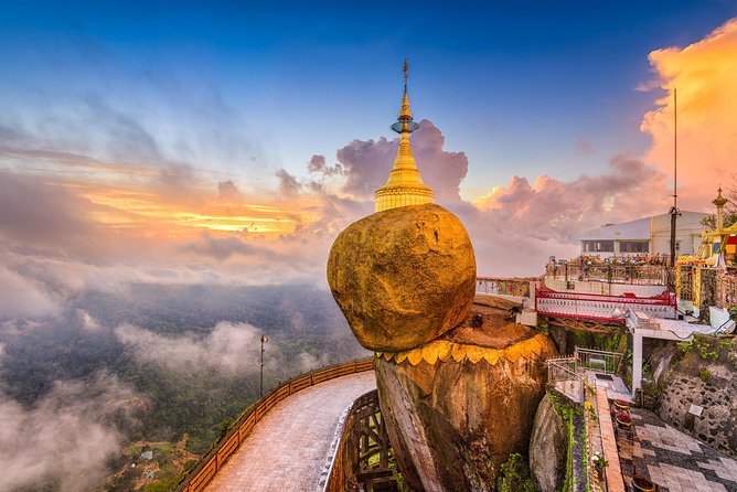 Visit the Golden Rock, one of the most marvellous and respected religious sites in Myanmar. Guaranteed departures every Wednesday & Saturday!