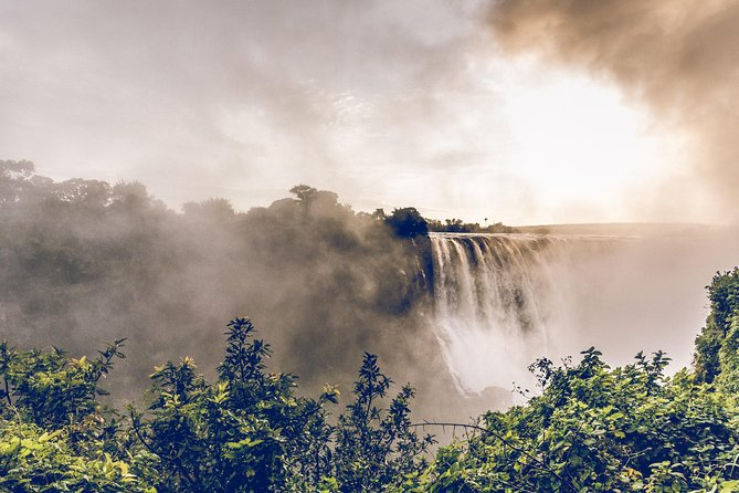 If you are staying in Kasane and don't have the opportunity to stay in Victoria Falls for a night, a Victoria Falls day trip should definitely be added to your itinerary. If you are in the area don't miss the opportunity to view one of the Seven Wonders of the World. A Victoria Falls day trip is a fantastic opportunity to tick the Victoria Falls off your bucket list without having to stay the night in Zimbabwe.<br>