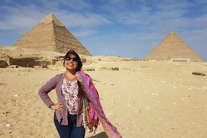 pyramids day tour from cairo with private AC Car, Guiza, EGIPTO