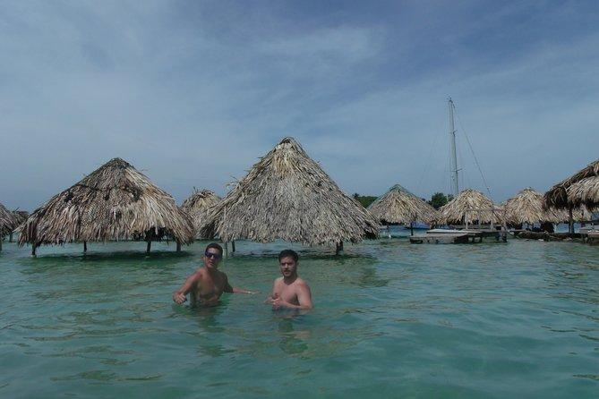 Excursión exclusiva de día completo en las islas, Cholon y Gente de Mar desde Cartagena, Cartagena de Indias, COLOMBIA
