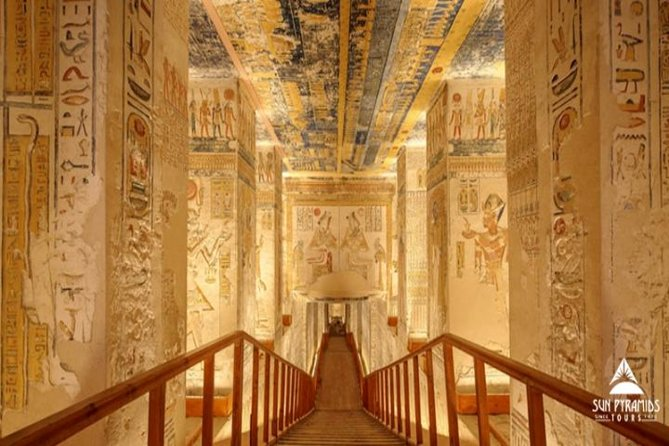 Tour to Cairo & Luxor from Marsa Alam by Flight, Marsa Alam, Egito