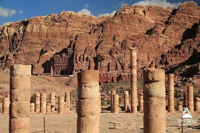 Petra Tour from Taba by Ferry Boat, Petra, Jordan