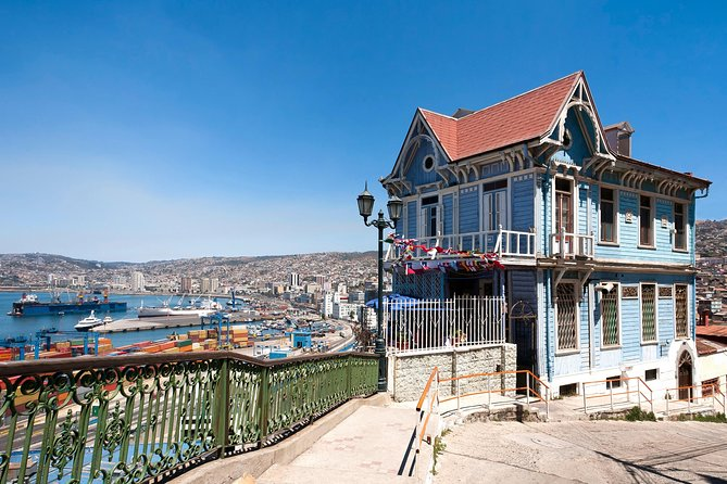 Enjoy a 3-hour private walking tour of Valparaiso and admire its main landmarks, charming streets, murals and shops. Ride Queen Victoria elevator up to a hill to get a fantastic view of the city and visit Sotomayor Square to learn why this city is a UNESCO World Heritage Site. Your tour includes hotel pickup and drop-off and a professional guide.
