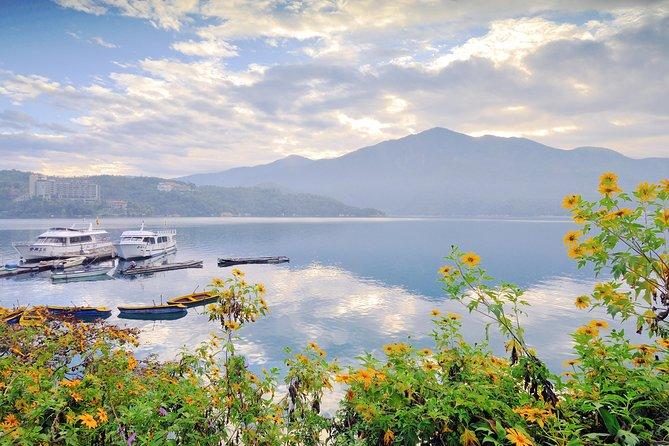 Tour privado: Excursión de un día al Lago de Sol y Luna con crucero y tren bala desde Taipei, Taipei, TAIWAN