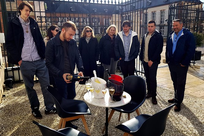Champagne Area Small Group Day Trip with Cellar Visits & Tastings from Paris, Paris, França