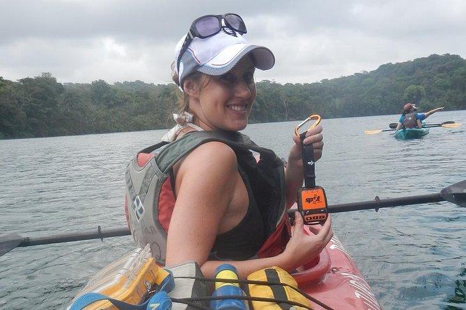 Excursión en kayak por el río Chagres desde la ciudad de Panamá, Colon, PANAMA