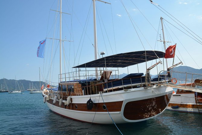 Relaxing Cruise with Lunch or Dinner in Marmaris, Marmaris, TURQUIA