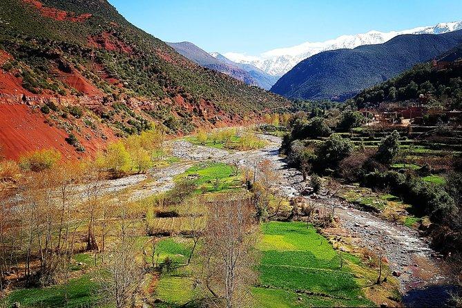 High Atlas Mountains and 5 Valleys Day Trip from Marrakech - All inclusive -, Marrakech, cidade de Marrocos, MARROCOS