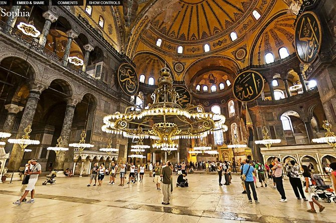 Istanbul Day Tour from Marmaris with Domestic Flights, Marmaris, TURQUIA