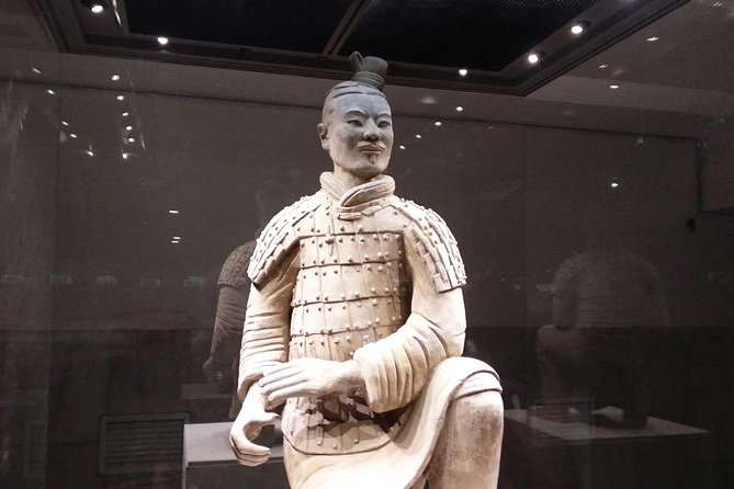 Xi'an Highlights Day Tour: Terracotta Warriors and City Sightseeing, Sian, CHINA