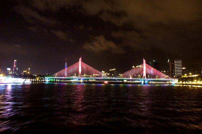 Guangzhou Night View Cruise Tour with Dinner, Canton, CHINA