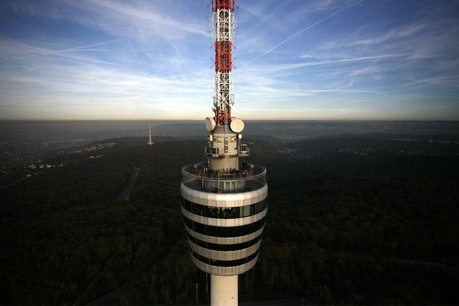 MAIS FOTOS, Fernsehturm Stuttgart Admission Ticket