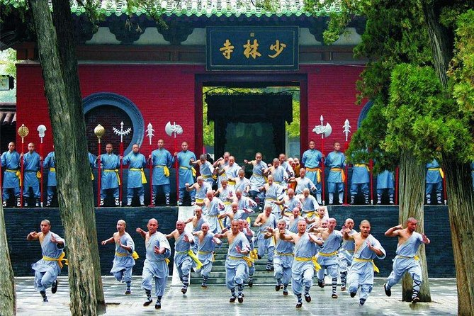 MÁS FOTOS, Private Independent Tour to Shaolin Temple from Zhengzhou