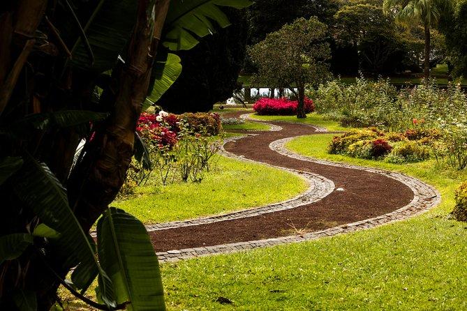 Recorrido a pie de lo mejor de Ponta Delgada con jardín botánico, Ponta Delgada, PORTUGAL