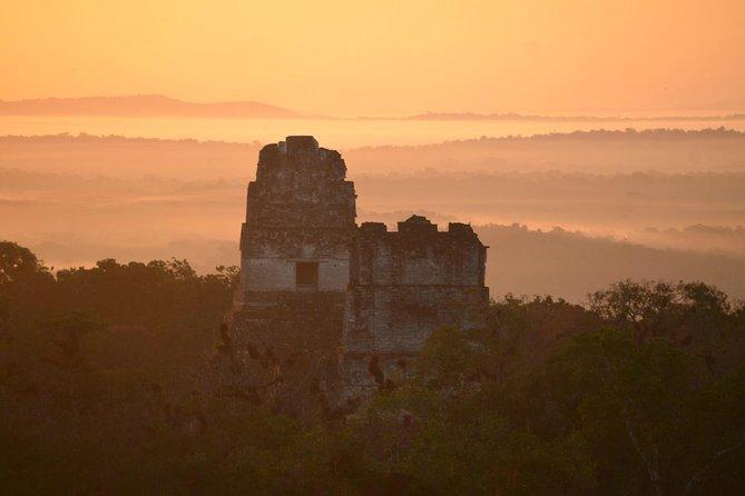 Maya City Tikal, Flores, Guatemala