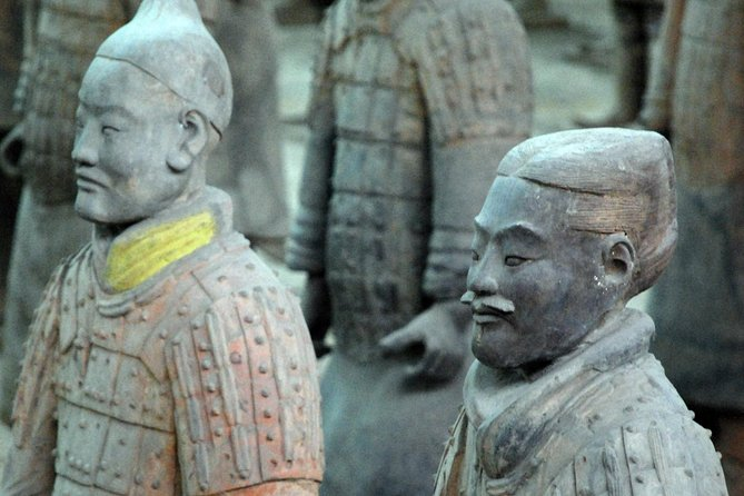 Xi'an is an old city with a long history, this day tour will let you take 5-hour bullet train from Beijing to Xian to explore the Terracotta Warriors, old city walls and the Muslim Quarter, and fly back to Beijing afterwards.