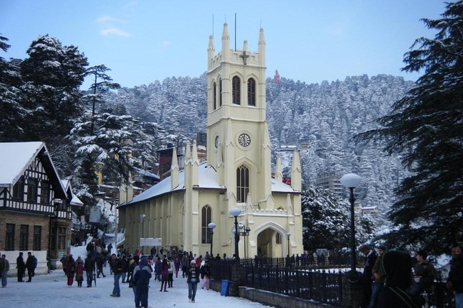 At a height of 7,200 feet, Shimla was once the summer capital of the British in India. Besides being known for its scenic beauty, the town is also home to several heritage buildings that are best explored on foot. In this Heritage Walk discover the charm of a bygone era as you walk past some of the well preserved structures of this town.<br><br>Highlights<br> • Christ Church <br> • Gaiety Theater <br> • Bantony <br> • Gorton Castle <br> • Viceregal Lodge