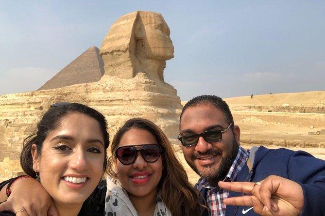 Giza pyramids ,sphinx & Egyptian museum day tour, Guiza, EGIPTO