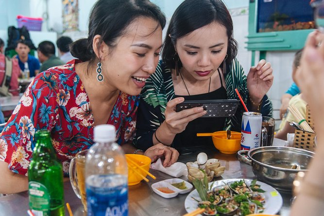 Ho Chi Minh Street Food Tour By Scooter, Ho Chi Minh, VIETNAM