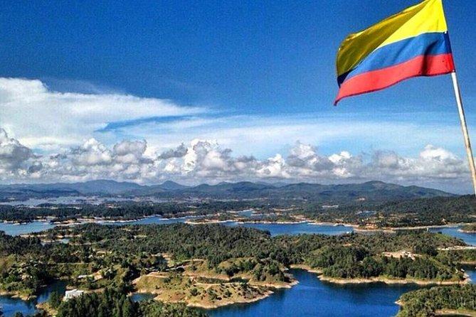 Excursión a Guatape, Piedra del Peñol, con recorrido en barco, Medellin, COLOMBIA