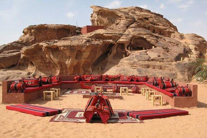 Petra and Wadi Rum from Aqaba (Outdoor Activities ), Petra, JORDANIA