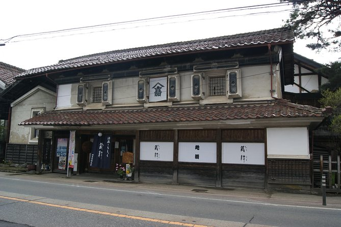 On this guided tour, you will have special access to visit a local kura, a Japanese-style storehouse. You will see a variety of kura during the tour from saka gura (kura for brewing sake), shonin yashiki (kura used as living quarters by merchants) and jozo moto (kura for brewing soysauce).