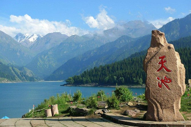Discover the natural beauty of the Tianchi Lake (Heavenly Lake) and explore the famousErdaoqiao Grand Bazaar fromUrumqi onthis full-day private tour.As the locals belief:Heavenly Lakeis where the immortals have their longevity banquet.Today, you will check out why!The 2-hour ride towards theHeavenly Lakeis itself a fabulous sightseeing trip through Mt. Tianshan.You willpasses a giant wind-farm, different rivers, and mountain pastures.Your tour will end with a visit to the Erdaoqiao Grand Bazaar where you can purchase your souvenirs. Your tour includes informative commentary from your guide, private vehicle, entrance fee, and adelicious Uyghur lunch near the ErdaoqiaoBazaar.