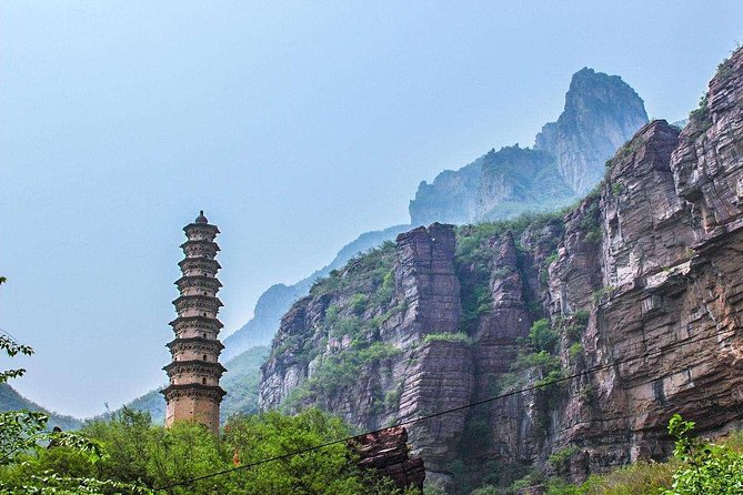 MÁS FOTOS, Private Independent Tour to Yuntai Mountain from Zhengzhou