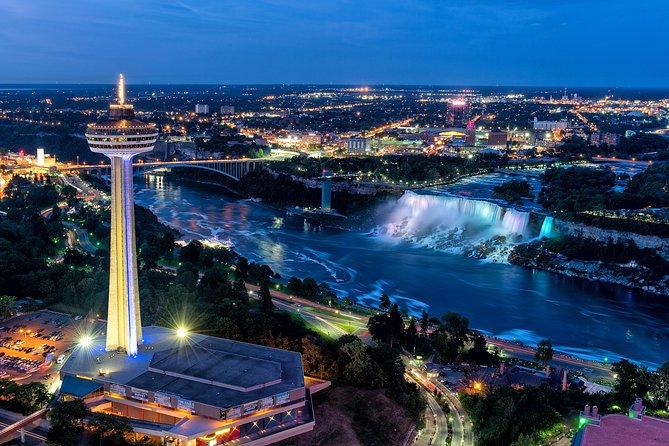 Skylon Tower Observation Deck Admission, Cataratas del Niagara, CANADA