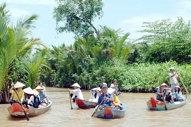 Private Best of Mekong Delta Tour - My Tho - Ben Tre from Phu My Port, Vung Tau, VIETNAM