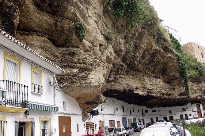 Excursión privada de un día a Ronda y Setenil de las Bodegas desde Cádiz, Cadiz, ESPAÑA