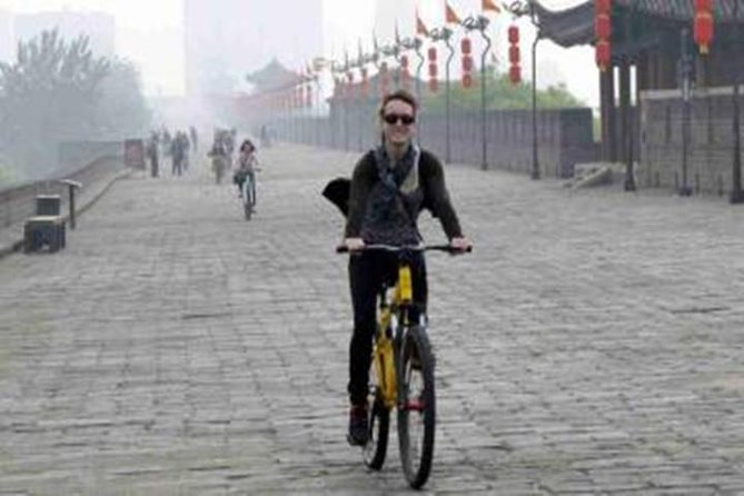 Private One Day Xi'an Walking and Biking Tour Including Lunch, Sian, CHINA