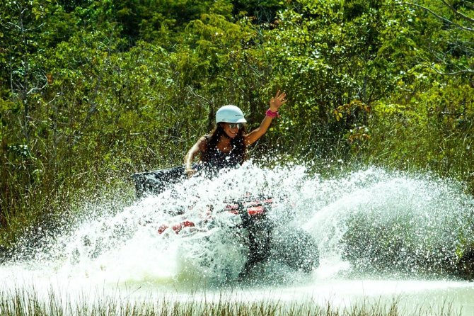 Atv, Cozumel City & Off Road Tour, Snorkel Included, Cozumel, Mexico