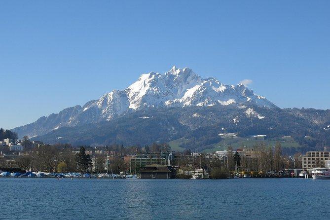 Lake Luzern pick and mix Tour - Burgenstock, Rigi Seebodenalp and Luzern, Lucerna, Suíça