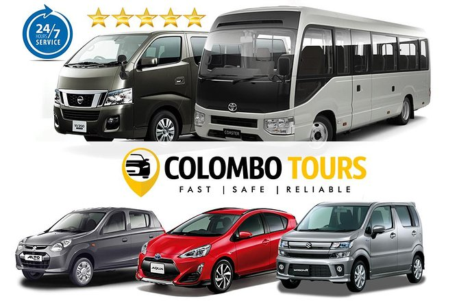 Colombo Airport to Wadduwa or Kaluthara Hotel Transfer, Negombo, SRI LANKA
