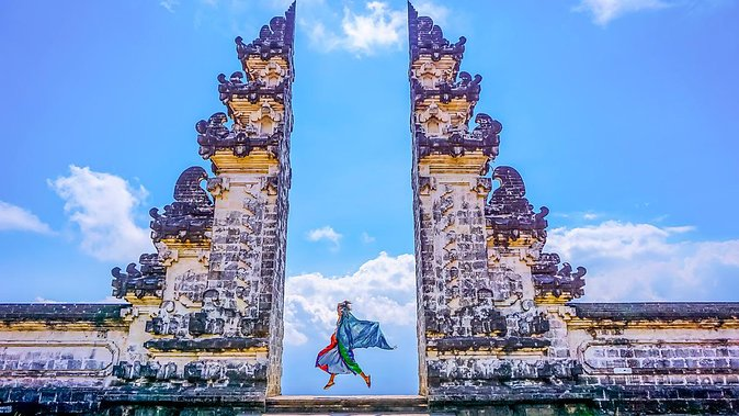 This tour is designed for those who wish to visit the most iconic and picturesque sites throughout the island. On top of snapping some Instagram-worthy pictures, you'll learn about the Balinese culture and history behind those sites and immerse yourself in the beauty of nature. <br> • A day trip to the most iconic and picturesque sites around the island and snap some Instagram-worthy pictures.<br> • Admire the ancient Gateway to Heaven at Lempuyang Temple and snap some magical photos.<br> • Visit a royal water garden of Tirta Gangga<br> • Immerse yourself in the beauty of virgin waterfall of Tukad Cepung.<br> • Travel by private air-conditioned car with a friendly local tour driver.