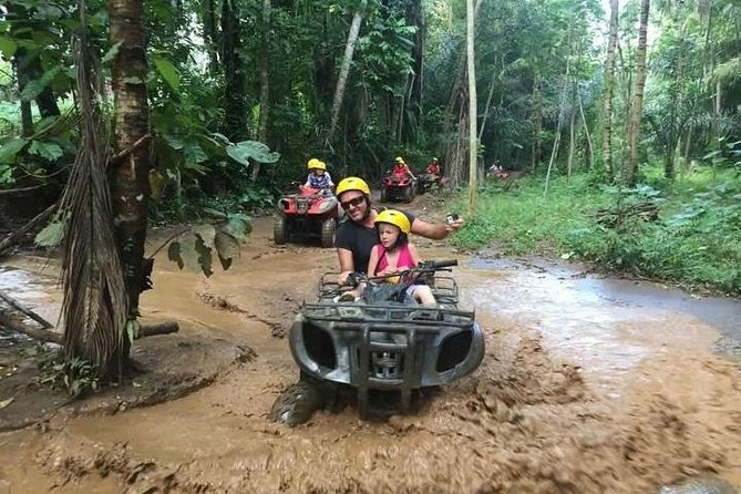Bali ATV Tour or Quad Bike offer an exciting experience during your vacation on Bali island.<br><br>We are proudly present our Bali atv ride with the reliable price and fun track , Reliable with 1,5 – 2 Hours Atv Trek..<br><br>Our experience instructor will carry out a full safety briefing before riding through by Tunnel, Waterfall, Cave , Fun –up down trail high hill to forest , Ricefield , Fun Action , Small Jungle river with mud<br><br>Our ATV bike are fully automatic , safe and easy to operate , there is no prior riding experience needed to joint our one of a kind tour. our instructor will guide you through some of the most technical terrain our site has to offer, traverse seemingly impossible slopes, down hill and then use the full power of the bikes to ascend back to the up hill.<br><br>The inner side of Bali by exploring the island's hidden beauty in a way that you've never done before.<br>