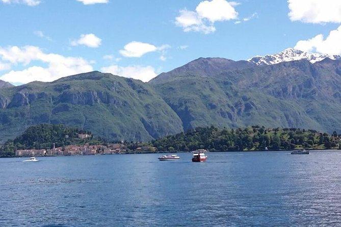 Lake Como Day Trip from Milan: Varenna, Bellagio, and Tremezzo, Milan, ITALIA