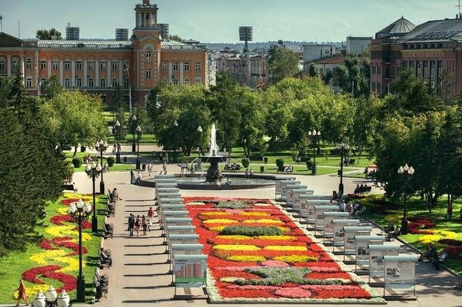 During the tour you will get acquainted with the history of Irkutsk and will see the city's main streets, churches, famous buildings and monuments. The city tour includes visiting the historic centre of Irkutsk. The duration of the city tour is 4 hours. You will visit the location of Irkutsk fort building, some orthodox churches, the historic quarter with its wooden houses built in Siberian style. You will be impressed by seeing the Roman-Catholic Church that was built in memory of Polish rebels in Siberia and many more.<br><br>We invite you to discover the history of the city with us!<br><br>• Guaranteed skip-the-line entrance