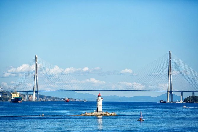 During this tour you will see the historical centre of the city: main street and the Central Square, etc.<br><br>On this tour, you'll see all the most important sights of the largest Russian port on the Pacific ocean with its main attractions. Our professional English-speaking guide and driver will take you to the most popular places in Vladivostok and give you an introduction to the city, its history and culture. The panoramic tour of Vladivostok is a good way to become acquainted with the main attractions and highlights of the city: the Vladivostok Railway Station – terminus of the Trans-Siberian railroad, the S-56 submarine on the harbour embankment or the Observation platform. The guide will tell you about the history of the Vladivostok fortress and show the town's main sights. You will also visit the Submarine Museum or Observation Platform (upon your choice).<br><br>• Guaranteed skip-the-line entrance