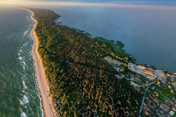 During this tour you will explore the Curonian Spit - a narrow sand dune which is considered one of the most unique places in Europe. The Curonian Spit is rightfully considered to be one of the most unique places in Europe because it is the only reserve that features different biomes or natural landscapes all in the same place.<br><br>• Guaranteed skip-the-line entrance