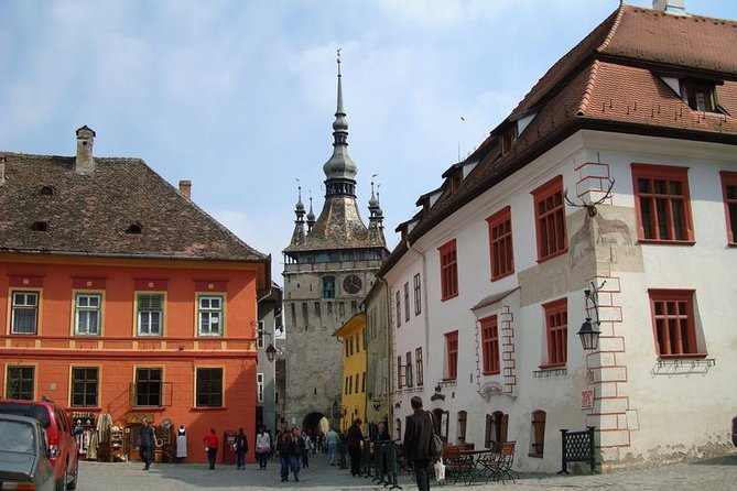 MÁS FOTOS, Private Tour from Brasov to Sighisoara, Rupea and Viscri Hotel Pick up/ Drop Off